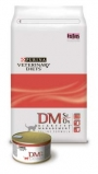 Purina Veterinary Diets DM  Diabetes Management Feline Formula при диабете у кошек / 195 г, банка
