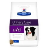 HILL'S Prescription Diet™ Canine u/d™ / Диета для собак при уролитиазе / 5 кг