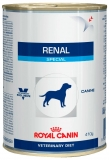 ROYAL CANIN RENAL CANINE SPECIAL (РЕНАЛ КАНИН СПЕШИАЛ), БАНКА / 410 г