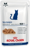 ROYAL CANIN VCN NEUTERED WEIGHT BALANCE (ВКН НЬЮТРИД ВЭЙТ БАЛАНС), ПАУЧ / 100 г