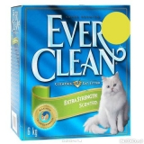 НАПОЛНИТЕЛЬ Ever Clean Extra Strength Scented / 6 кг